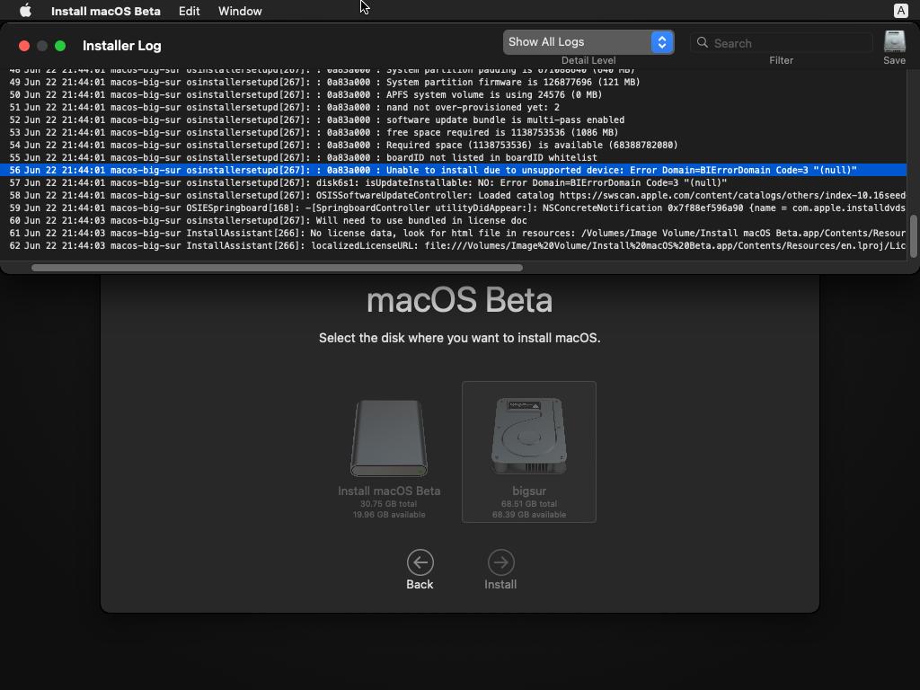 Install mac os big sur on virtualbox